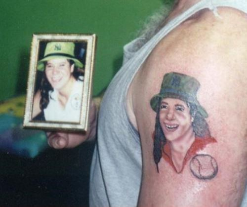 pictures of bad tattoos