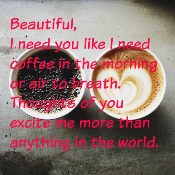 Good Morning My Love Quotes For Him Pleasing The 50 Best Good Morning Quotes Of All Time