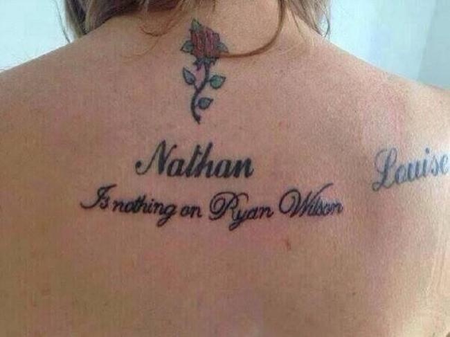 worst tattoo fixed