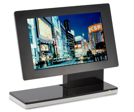 IPEVO Kaleido R7 Wireless Digital Frame
