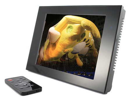 PF Digital eStarling Impact8 Connected Wireless Digital Photo Frame