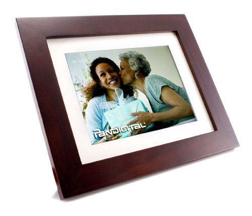 Pandigital 8-inch Photo Mail Digital Photo Frame