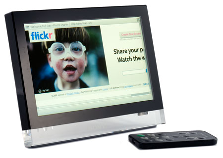 Sony VAIO Wi-Fi Photo Frame (VGF-CP1)