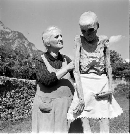 The Mummies of Venzone