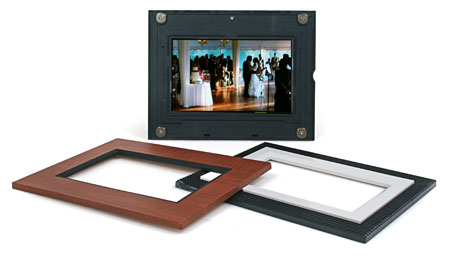 ViewSonic DPX702 7-inch Digital Photo Frame
