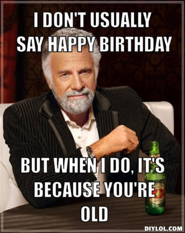 birthday funny