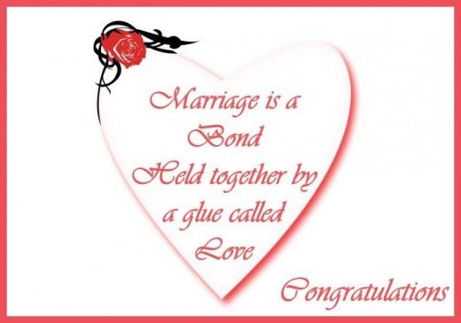 congratulations wedding quotes