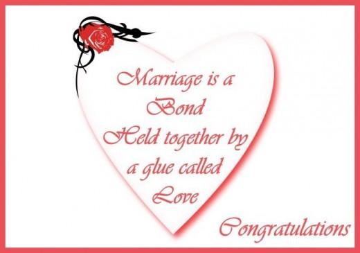 congratulations wedding quotes