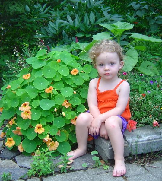 cute baby photo