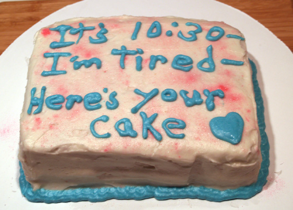 Funny Ideas For Birthday Cakes For The Office