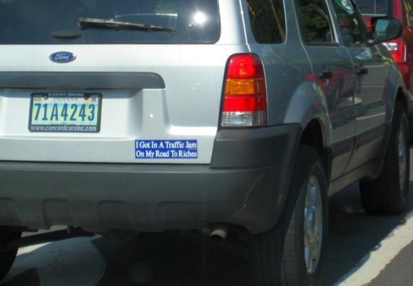 funny bumper stickers tumblr