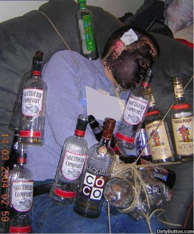 funny pictures of drunk people