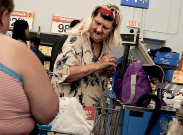 funny pictures of people at walmart