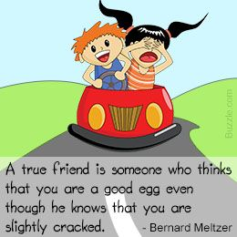 funny quotations on friendship