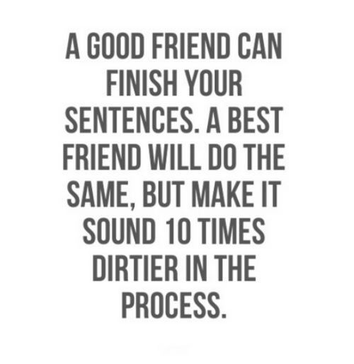 Best Friend Funny Quotes Unique The 48 Best Funny Friendship Quotes Of All Time