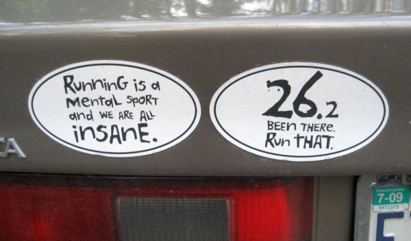 inspirational pumper stickers
