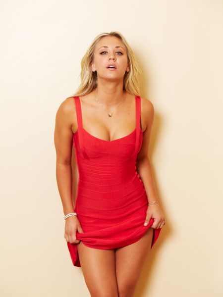 kaley cuoco weight