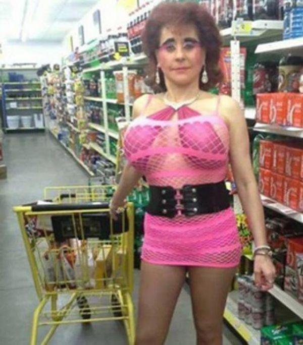 people from walmart