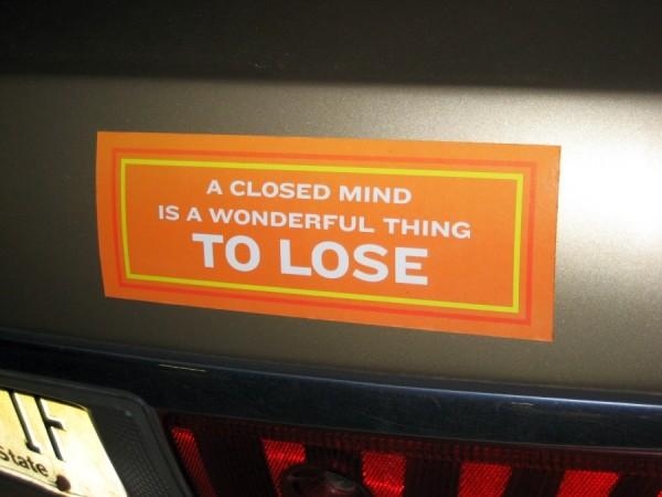 rude bumper stickers
