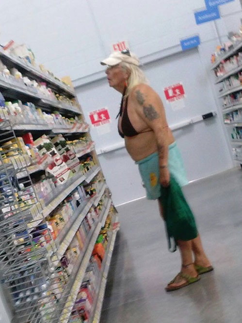The 55 Funniest People Of Walmart Pictures of All Time ...