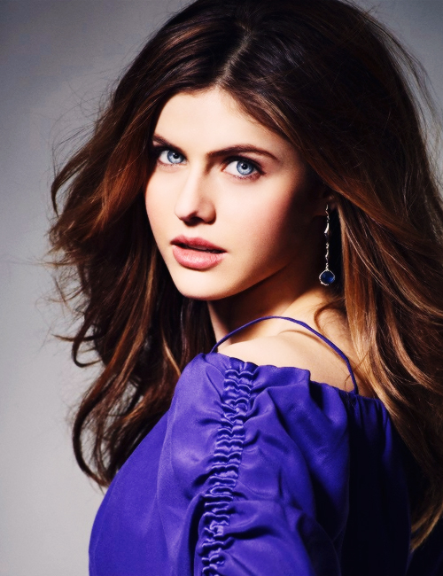 Alexandra Daddario - most beautiful eyes of all time