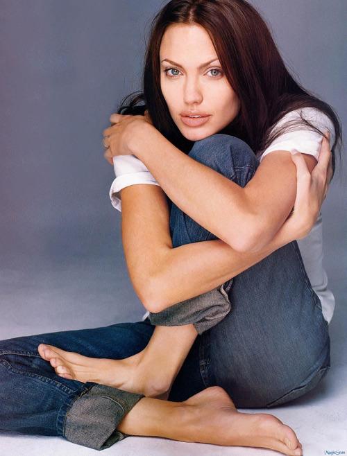 Angelina Jolie - most beautiful women in the world