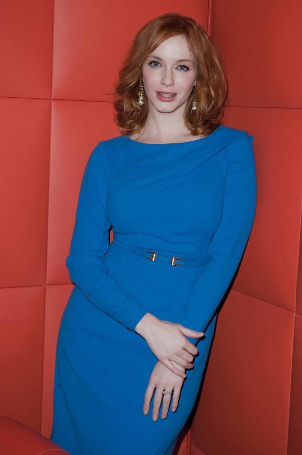 Christina Hendricks - beautiful women over 40