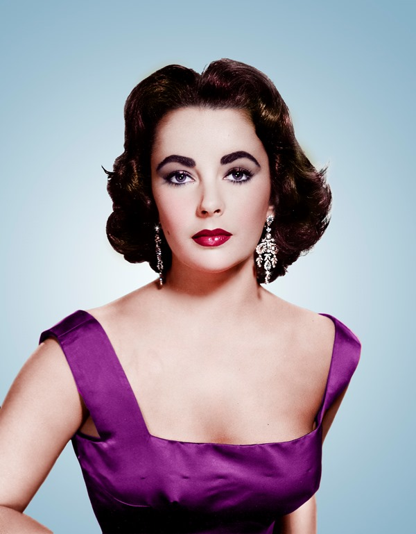 Elizabeth Taylor - most beautiful woman in the world