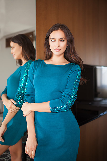 Irina Shayk - most beautiful russian women