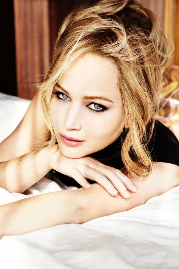 Jennifer Lawrence - the sexiest woman alive