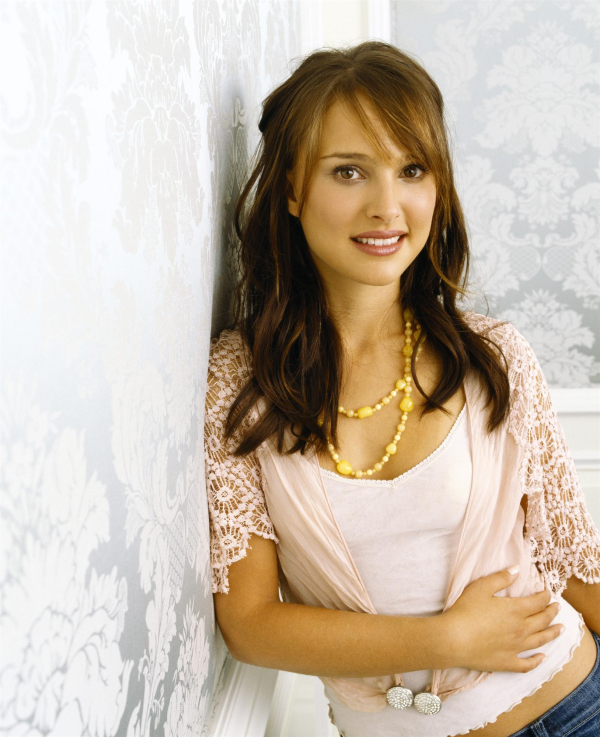 Natalie Portman - most beautiful actress of all time