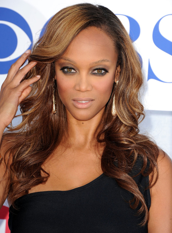 Tyra Banks - sexiest black women of all time