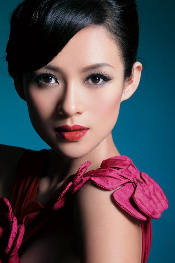 Ziyi Zhang - most beautiful chinese women