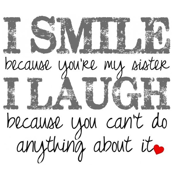 beautiful sister quotes