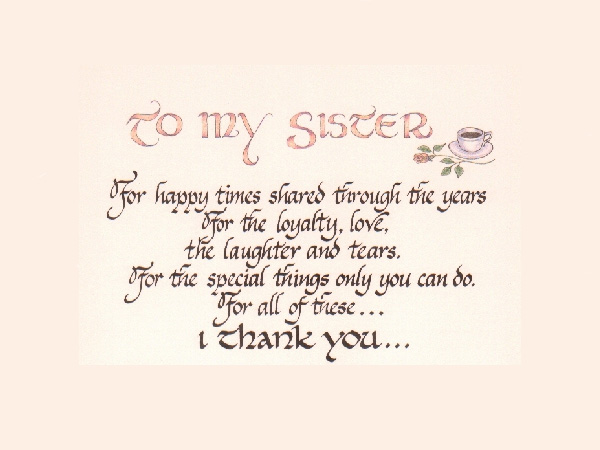 friends like sisters quotes
