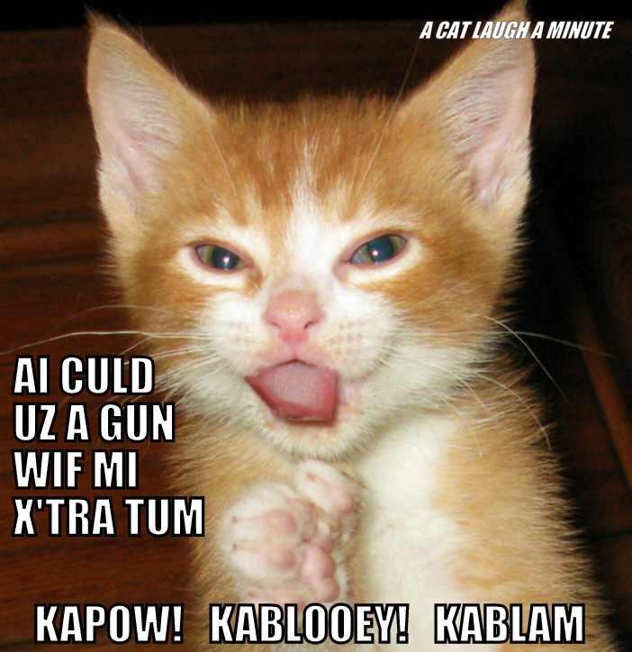 Cat Video Game Meme