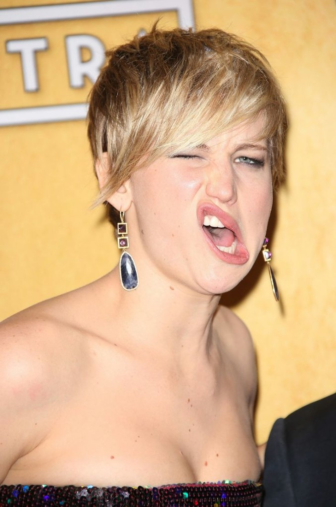 funny faces of celebrities