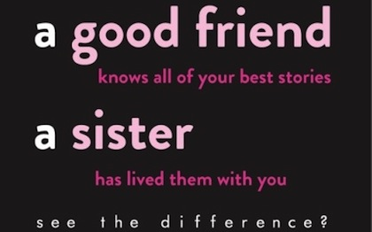 loving sister quotes