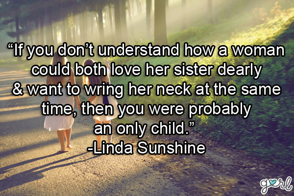 quotes on sister