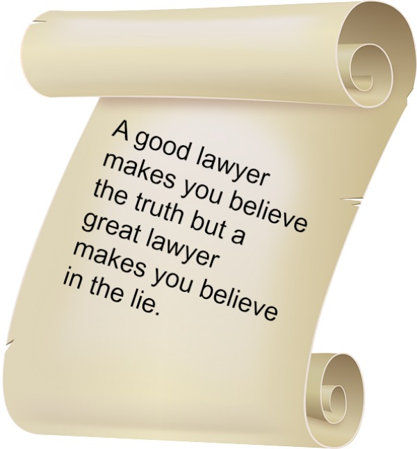 Lawyers Quotes 01
