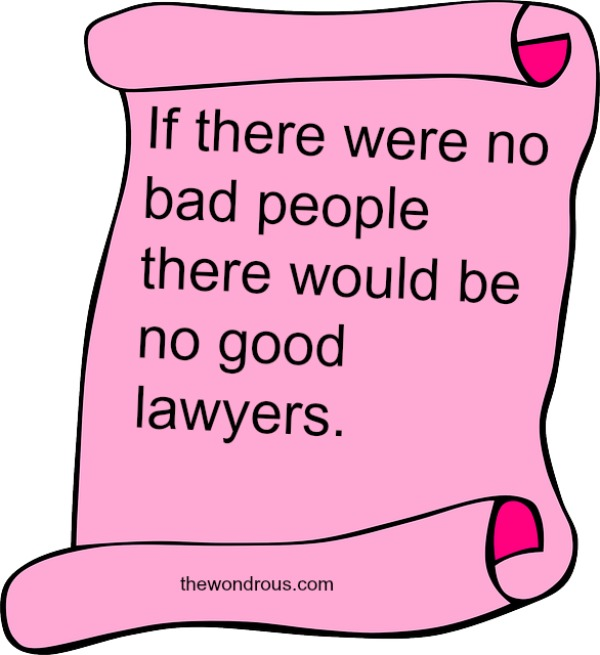 Lawyers Quotes 03