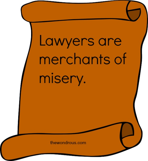 Lawyers Quotes 05