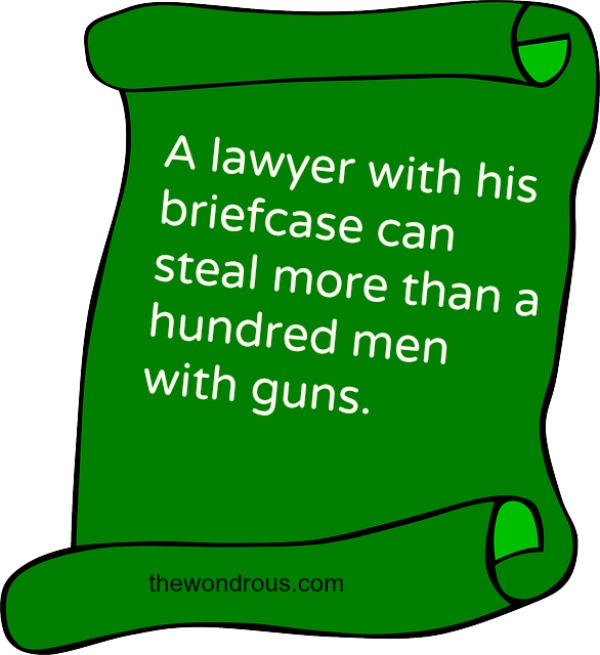 Lawyers Quotes 07