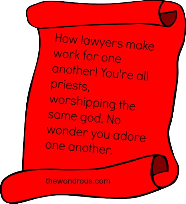 Lawyers Quotes 09