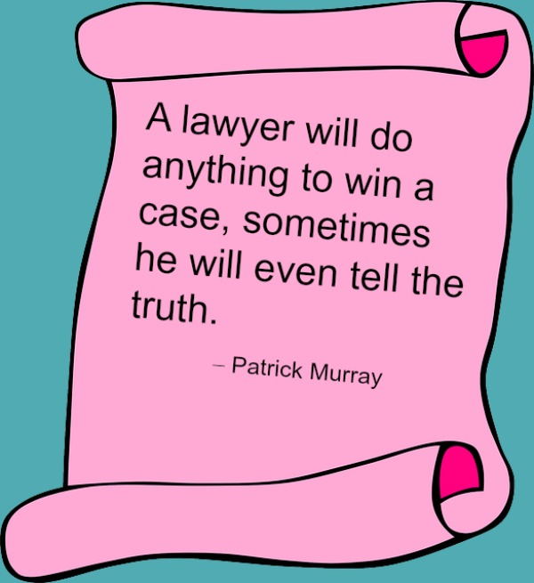 Lawyers Quotes 15