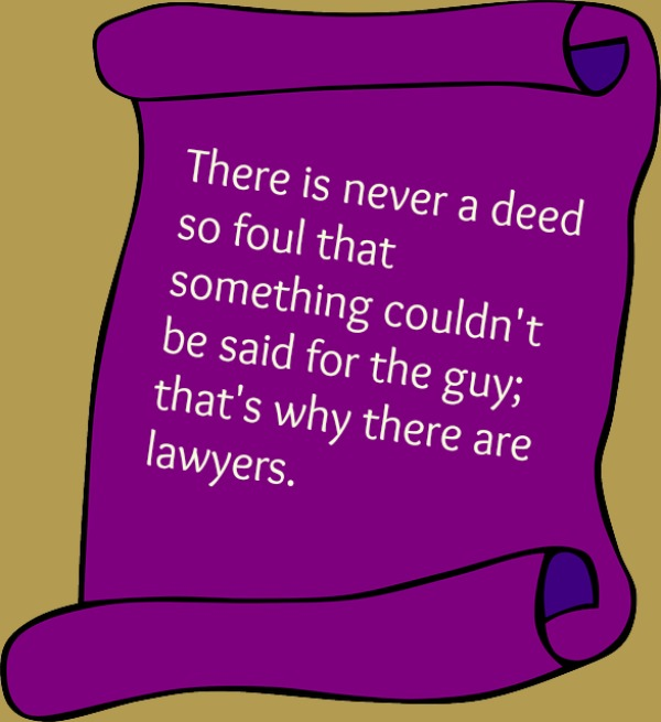 Lawyers Quotes 16