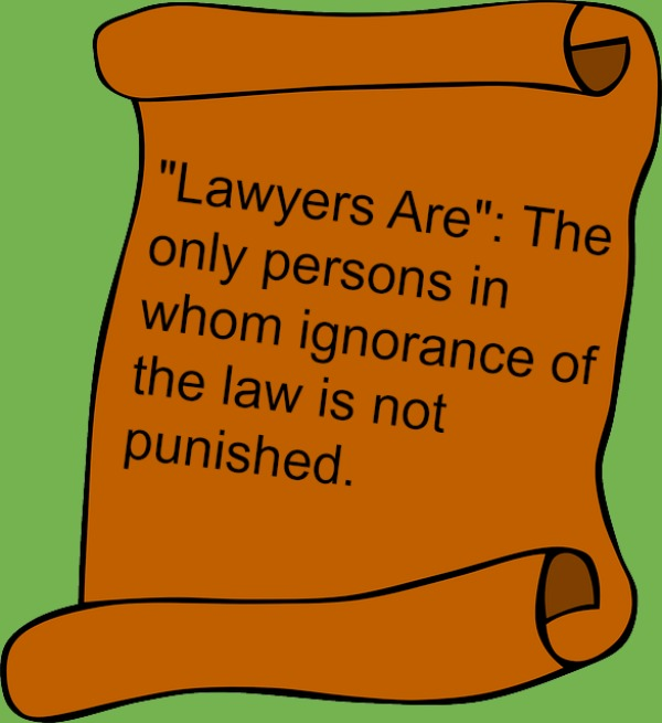 Lawyers Quotes 17