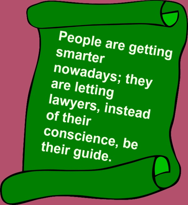 Lawyers Quotes 19