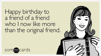 birthday ecards for friend