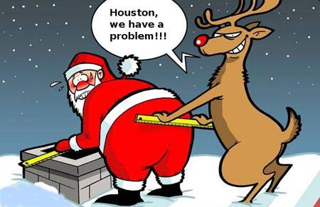 funny christmas message